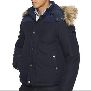 Armani Exchange Parka large new with tags